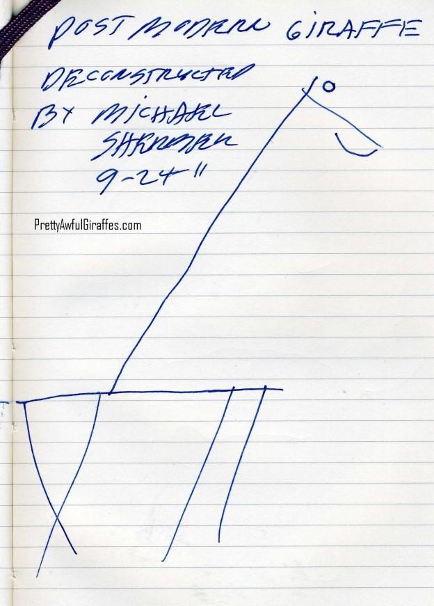Michael Shermer's Awful Giraffe