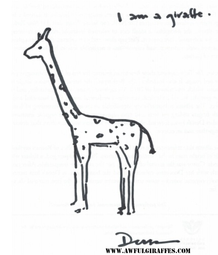 Dessa Giraffe